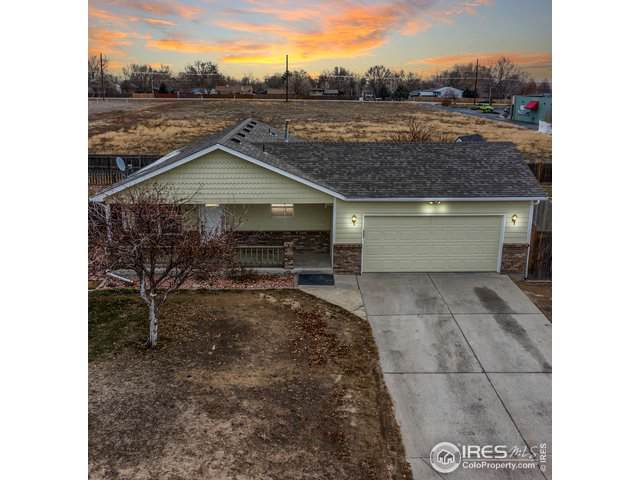 3430 Cove Way, Evans, CO 80620 (MLS #899611) :: Kittle Real Estate
