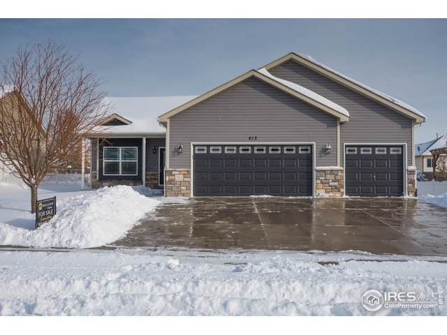 413 Hickory Ln, Johnstown, CO 80534 (#899629) :: The Griffith Home Team