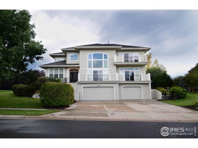 1797 Ridge West Dr, Windsor, CO 80550 (MLS #899635) :: Colorado Home Finder Realty