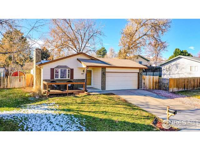 1917 33rd Ave, Greeley, CO 80634 (MLS #899647) :: Colorado Home Finder Realty