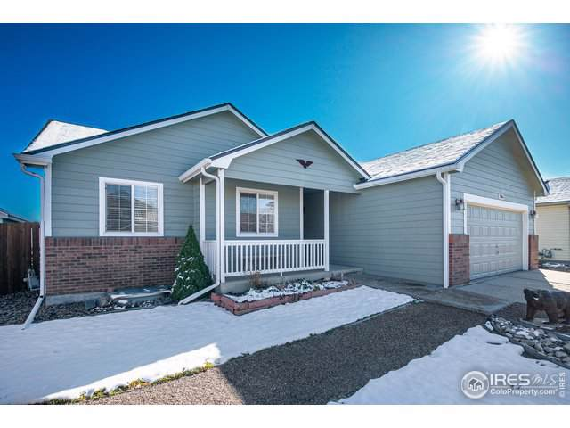 3816 Settler Ridge Dr, Mead, CO 80542 (MLS #899649) :: Kittle Real Estate