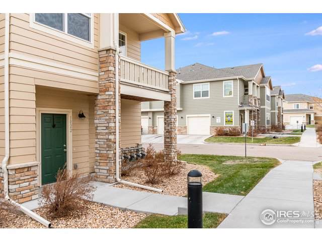 6607 W 3rd St #1022, Greeley, CO 80634 (MLS #899660) :: Colorado Home Finder Realty