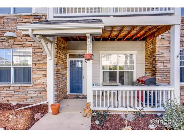 3734 Ponderosa Ct #5, Evans, CO 80620 (MLS #899661) :: Kittle Real Estate