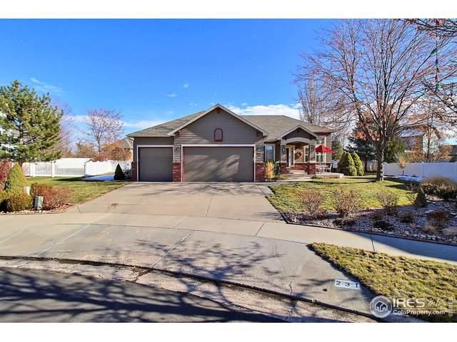 231 Mallard Ct, Windsor, CO 80550 (MLS #899687) :: Windermere Real Estate