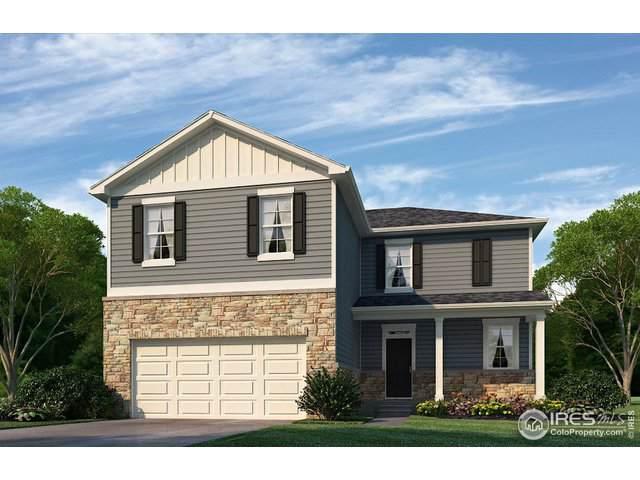 318 Central Ave, Severance, CO 80550 (MLS #899689) :: 8z Real Estate