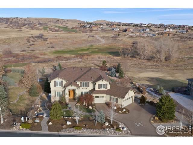 4871 Raintree Dr, Parker, CO 80134 (MLS #899691) :: 8z Real Estate