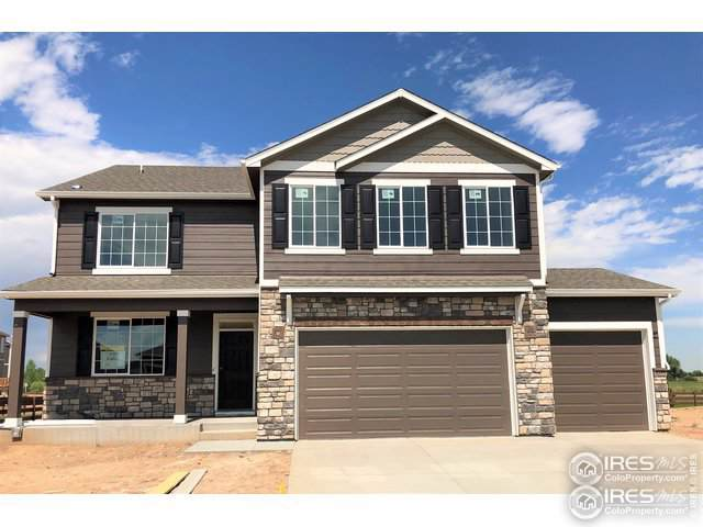 335 Central Ave, Severance, CO 80550 (MLS #899698) :: June's Team