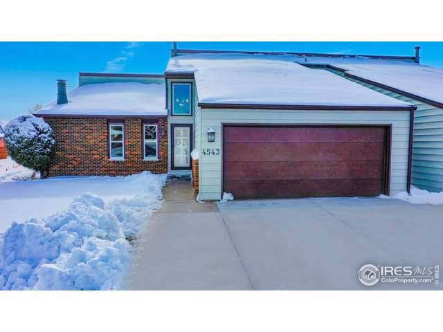 4543 W Pioneer Ln #12, Greeley, CO 80634 (MLS #899699) :: Colorado Home Finder Realty
