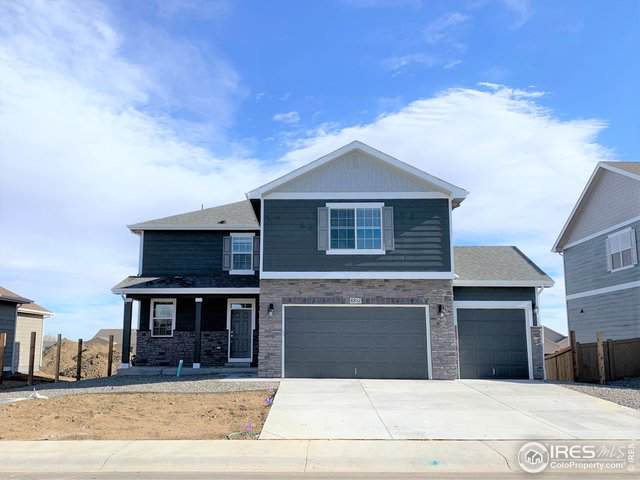 6852 Hayfield St, Wellington, CO 80549 (MLS #899704) :: Hub Real Estate