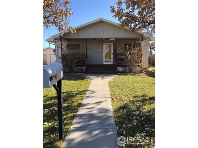 682 Delta Ave, Akron, CO 80720 (MLS #899722) :: Tracy's Team