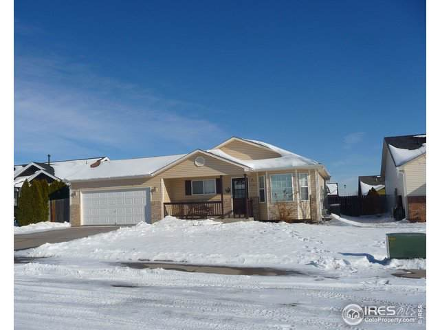 4008 25th Ave, Evans, CO 80620 (MLS #899742) :: Kittle Real Estate