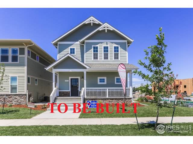 2163 Yearling Dr, Fort Collins, CO 80525 (#899787) :: Kimberly Austin Properties