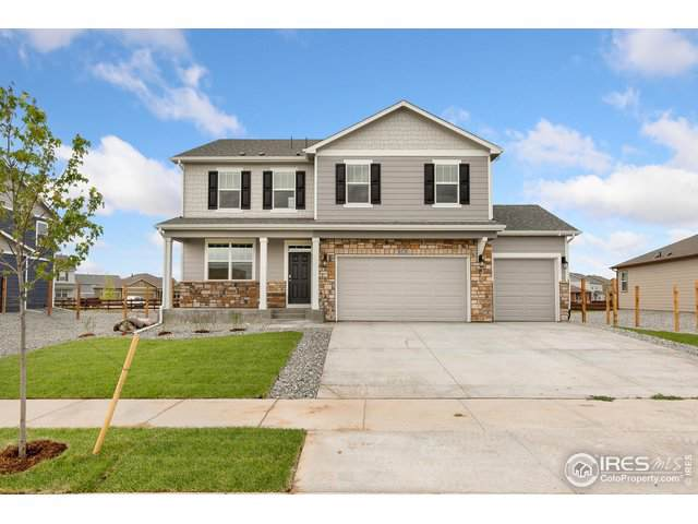 6169 Yellowtail St, Timnath, CO 80547 (MLS #899794) :: Colorado Home Finder Realty