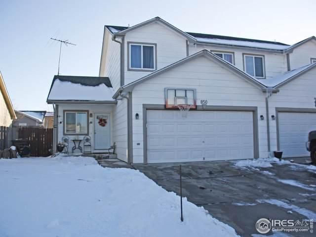 850 E 20th St Rd, Greeley, CO 80631 (MLS #899809) :: 8z Real Estate
