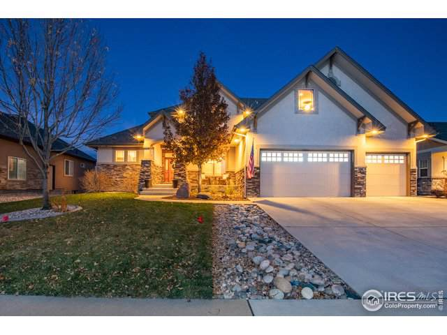 5510 Fairmount Dr, Windsor, CO 80550 (MLS #899855) :: June's Team