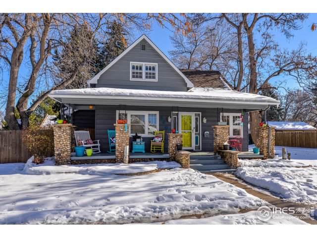 540 Harrison Ave, Loveland, CO 80537 (MLS #899857) :: Keller Williams Realty