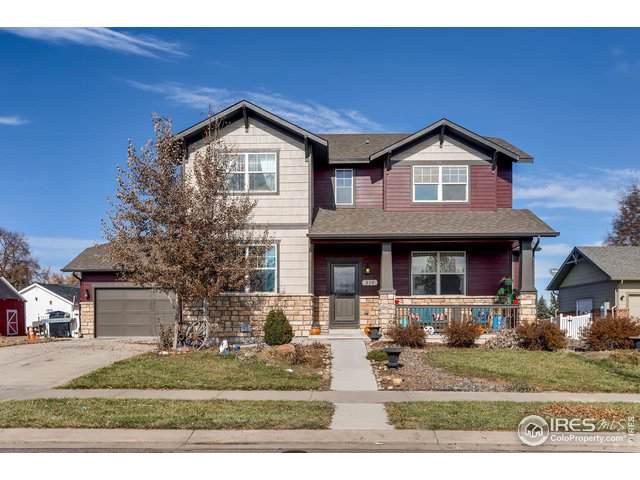 210 Peppler Dr, Longmont, CO 80504 (MLS #899862) :: Hub Real Estate