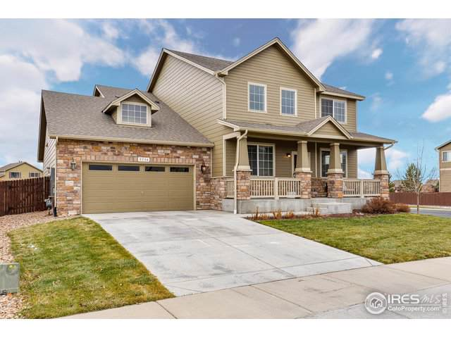 5734 Foxfire St, Timnath, CO 80547 (MLS #899894) :: June's Team