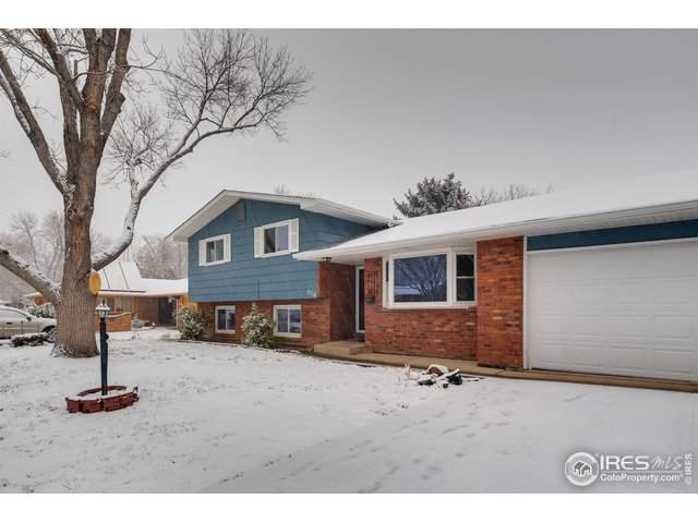2514 Fairplay Dr, Loveland, CO 80538 (MLS #899899) :: Windermere Real Estate