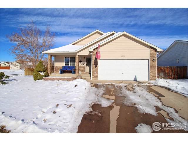 3813 Galena Ln, Evans, CO 80620 (MLS #899903) :: Kittle Real Estate