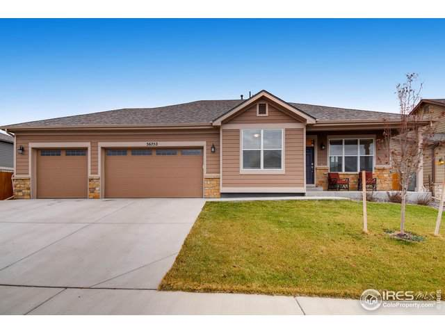 56752 E 23rd Ave, Strasburg, CO 80136 (MLS #899905) :: Downtown Real Estate Partners