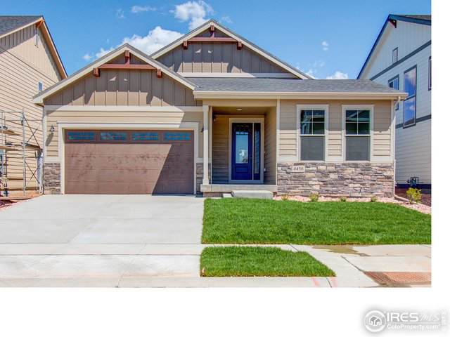 4456 Fox Grove Dr, Fort Collins, CO 80524 (MLS #899922) :: Colorado Home Finder Realty