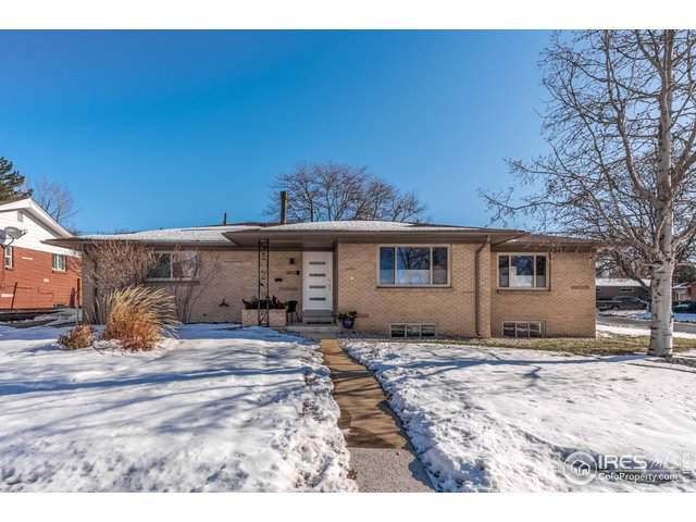 6412 Independence St, Arvada, CO 80004 (MLS #899926) :: The Sam Biller Home Team