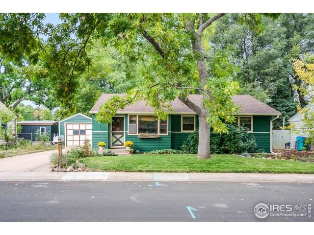 509 Hanna St, Fort Collins, CO 80521 (MLS #899928) :: Downtown Real Estate Partners