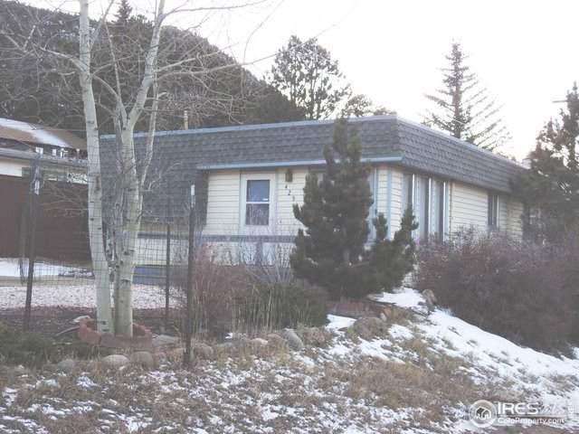 429 Columbine Ave, Estes Park, CO 80517 (MLS #899932) :: Colorado Home Finder Realty