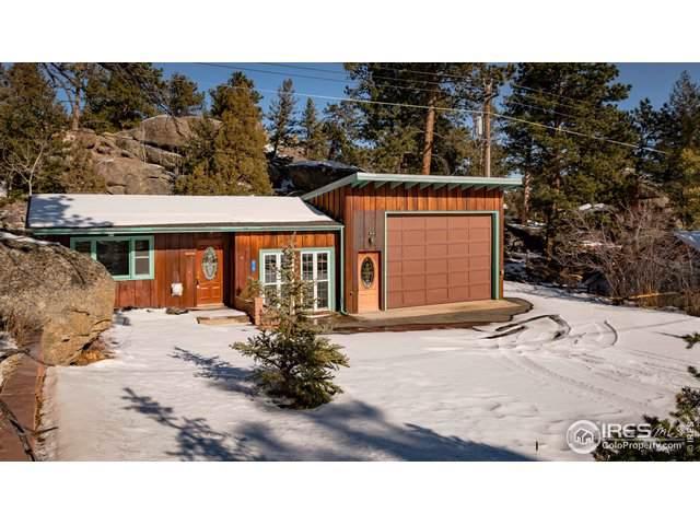 819 Big Horn Dr, Estes Park, CO 80517 (MLS #899935) :: Colorado Home Finder Realty