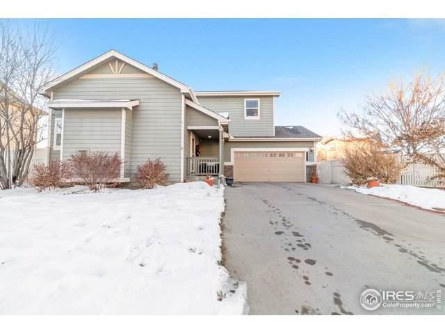 10239 Barron St, Firestone, CO 80504 (MLS #899937) :: Downtown Real Estate Partners