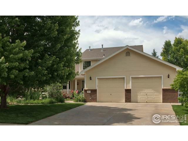 441 Marcellina Dr, Loveland, CO 80537 (MLS #899938) :: Re/Max Alliance