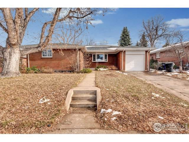1652 S Grape St, Denver, CO 80222 (MLS #899939) :: Downtown Real Estate Partners