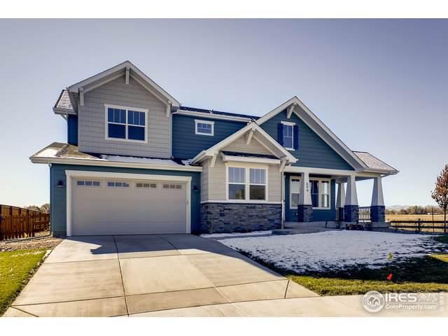 696 Delechant Ct, Erie, CO 80516 (MLS #899941) :: Downtown Real Estate Partners