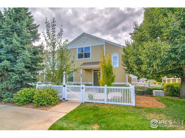 640 Gooseberry Dr #803, Longmont, CO 80503 (MLS #899948) :: 8z Real Estate
