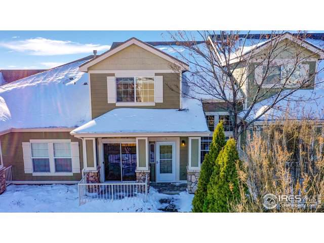 7075 19th St #5, Greeley, CO 80634 (MLS #899954) :: June's Team