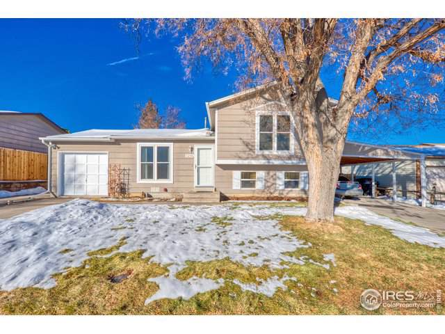 5295 E 108th Pl, Thornton, CO 80233 (MLS #899955) :: Downtown Real Estate Partners