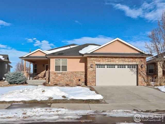 3606 Doral Pl, Longmont, CO 80503 (MLS #899972) :: Downtown Real Estate Partners
