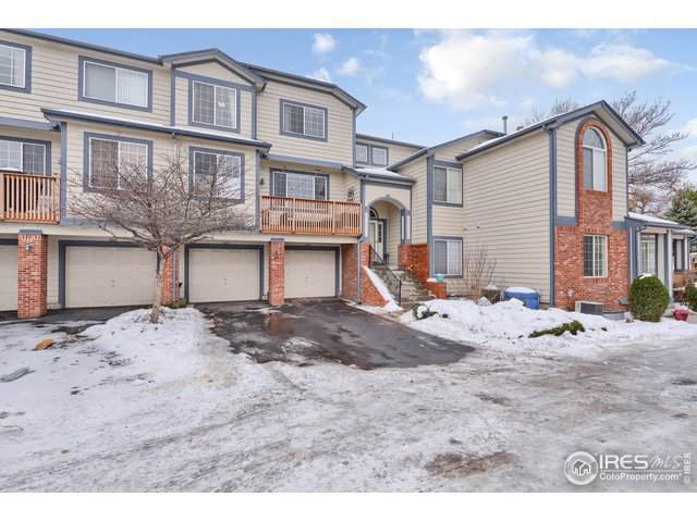 970 W 112th Ave #1605, Northglenn, CO 80234 (MLS #899974) :: Downtown Real Estate Partners