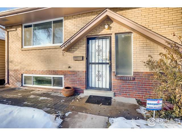 8429 Ames St, Arvada, CO 80003 (MLS #899977) :: Downtown Real Estate Partners