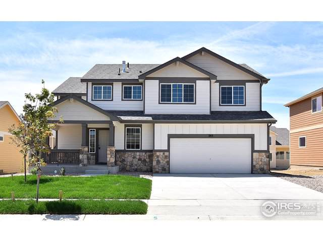 1740 Bright Shore Way, Severance, CO 80550 (MLS #899983) :: June's Team