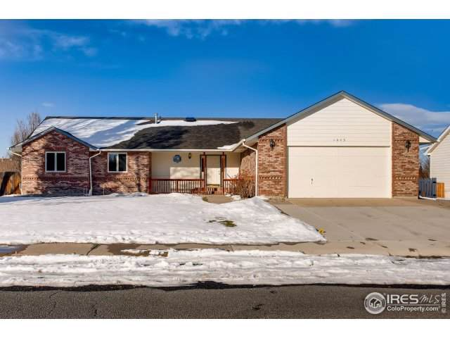 1003 N 3rd St, Johnstown, CO 80534 (MLS #899988) :: Colorado Home Finder Realty