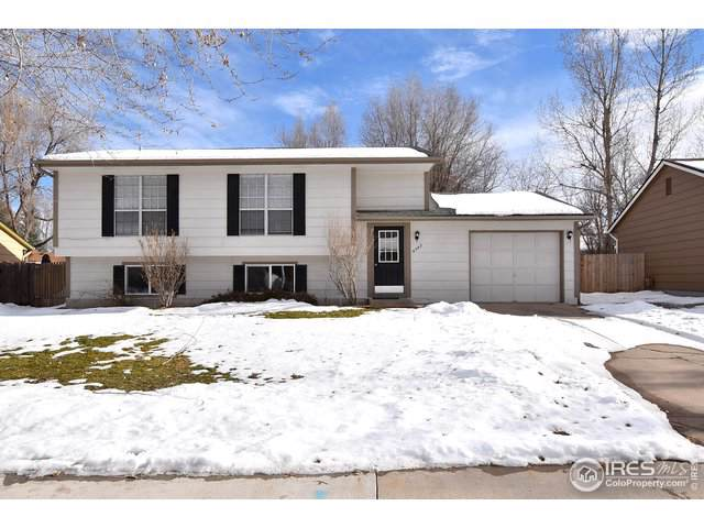 4342 Warbler Dr, Fort Collins, CO 80526 (MLS #899990) :: Colorado Home Finder Realty