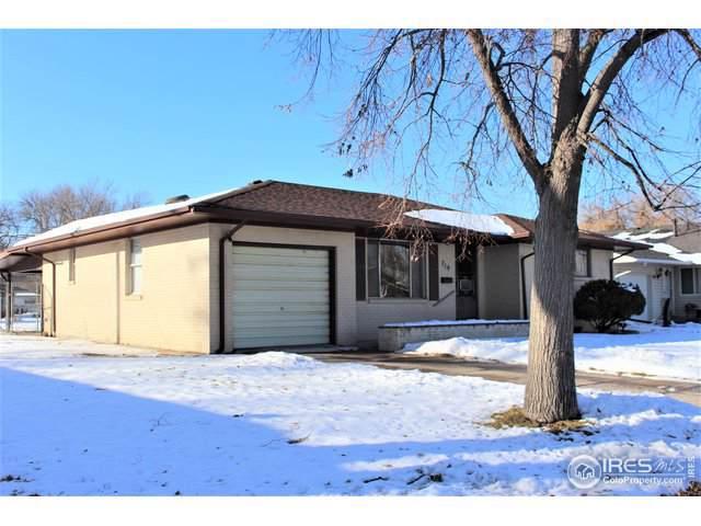 719 Linda St, Fort Morgan, CO 80701 (MLS #899994) :: 8z Real Estate