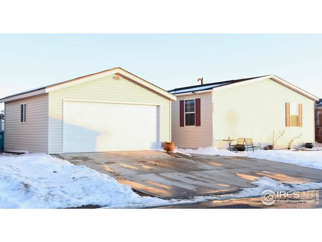 3305 Yucca Cir #173, Evans, CO 80620 (MLS #900000) :: Kittle Real Estate