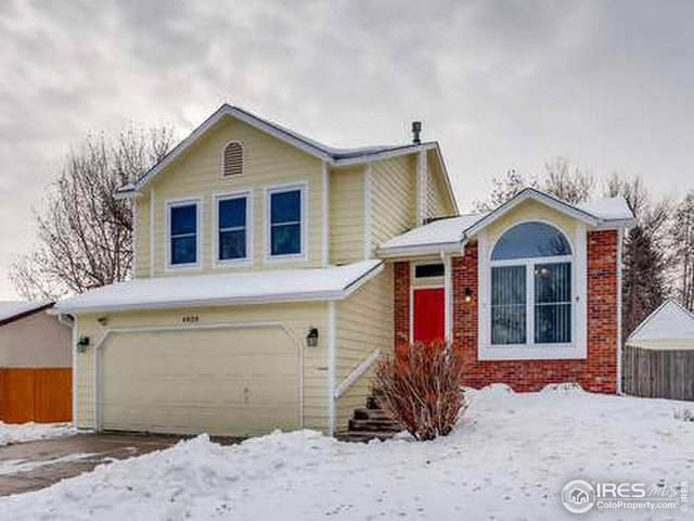 4828 W 8th St, Greeley, CO 80634 (MLS #900002) :: June's Team