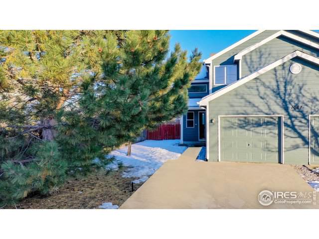 1067 Tierra Ln #6, Fort Collins, CO 80521 (#900006) :: The Peak Properties Group