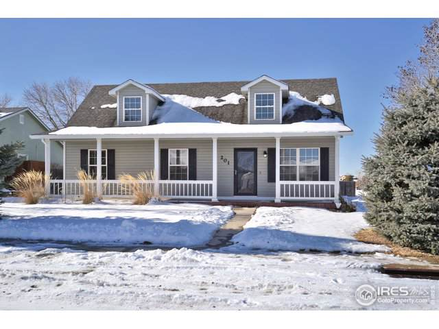 201 51st Ave, Greeley, CO 80634 (MLS #900008) :: June's Team
