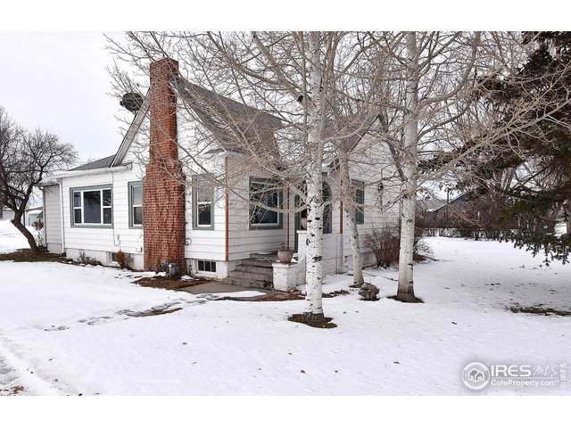 1756 E Highway 60, Loveland, CO 80537 (MLS #900030) :: Colorado Real Estate : The Space Agency