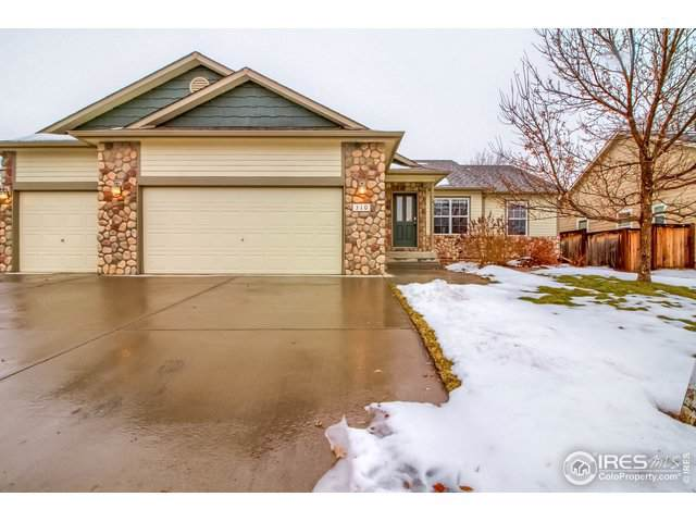 310 Prairie Clover Way, Severance, CO 80550 (MLS #900045) :: June's Team